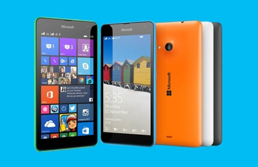 Microsoft Lumia 535 Dual SIM India