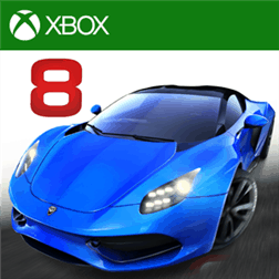 Asphalt 8 Airborne on Windows Phone new