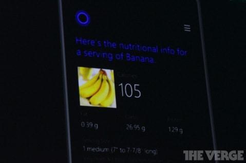 Cortana Windows Phone 8.1 image r