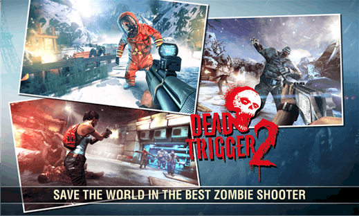 Dead Trigger 2 for Windows Phone image 5