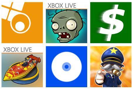 Demo of Games on Nokia Lumia 620