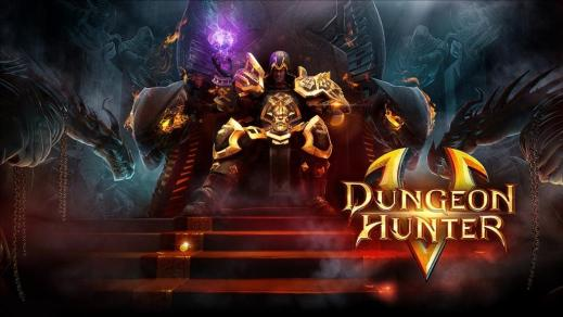 Dungeon Hunter 5 for Windows Phone image 1