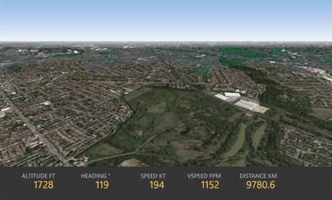 Flightradar24 for Windows Phone image 4