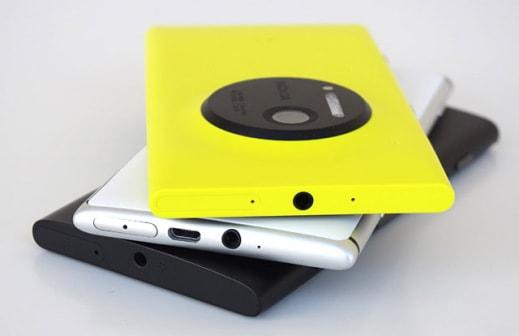 Lumia 1020 & Lumia 925