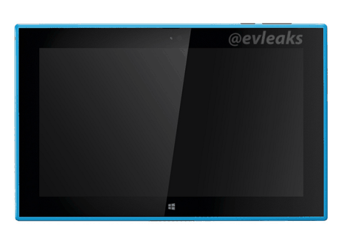 Lumia 2520 Cyan Nokia Tablet