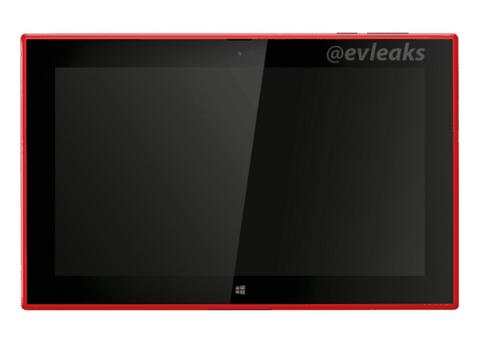 Lumia 2520 Red Nokia Tablet