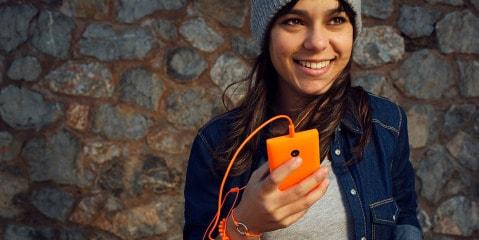Lumia 435 Dual SIM image 1