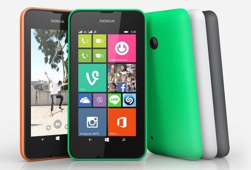 Lumia 530 Dual SIM image 1