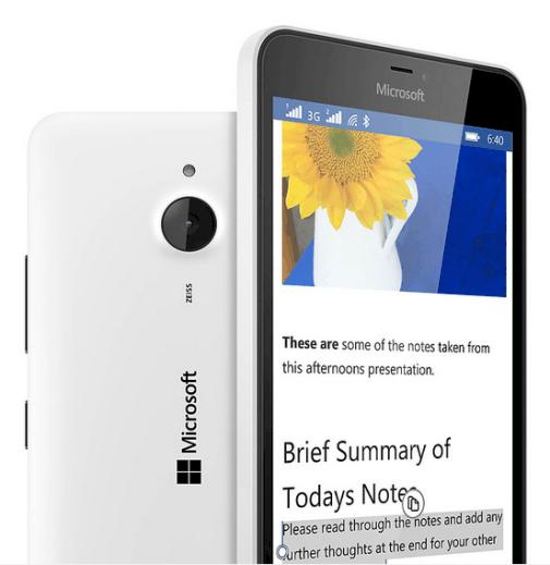 Lumia 640 XL India