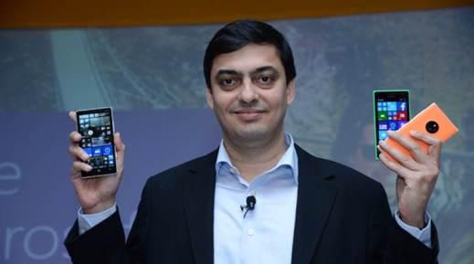 Lumia 730, 830 and 930 India