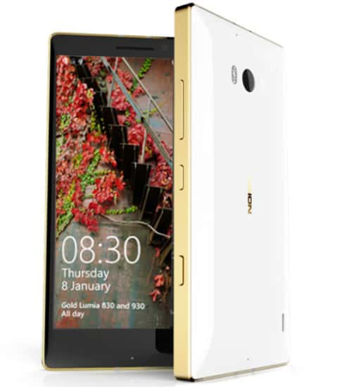 Lumia 930 Golden version