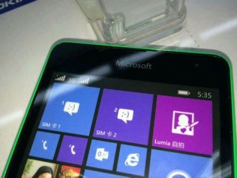 Microsoft Lumia 535 image 1