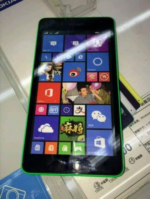 Microsoft Lumia 535 image 3
