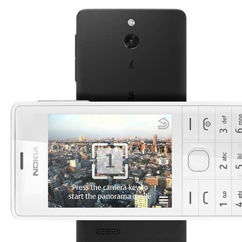 Nokia 515 5MP Camera