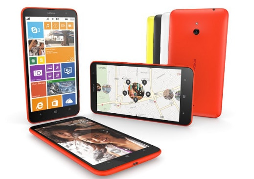 Nokia Lumia 1320 image 1