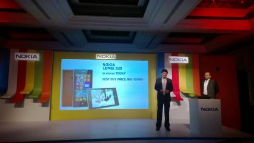 Nokia Lumia 525 price India
