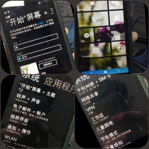 Nokia Lumia 630 with Windows Phone 8.1