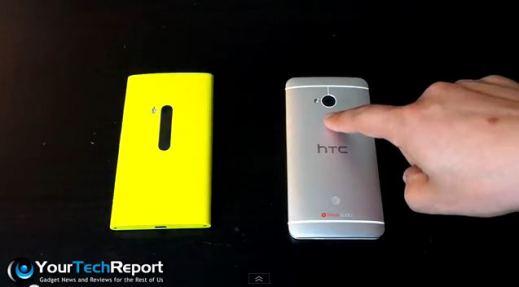 Nokia Lumia 920 vs HTC One latest OIS Test