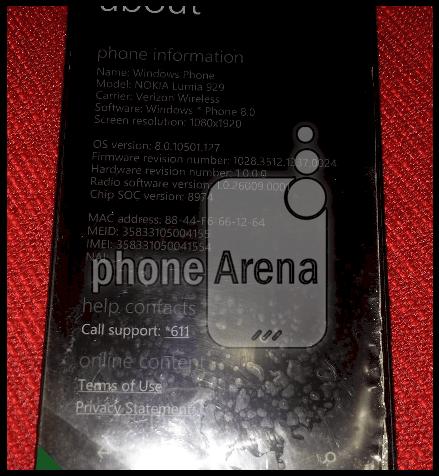 Nokia Lumia 929 image 3