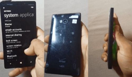 Nokia Lumia 929 Verizon new