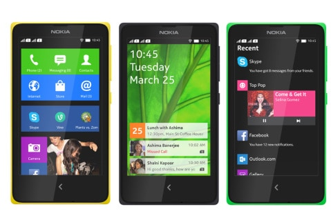 Nokia X image 1