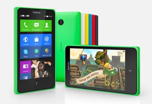 Nokia X Software Update