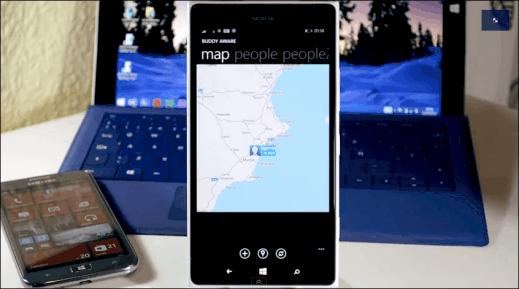 People Sense for Windows Phone