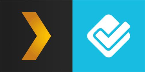 Plex and Foursqaure on Windows Phone