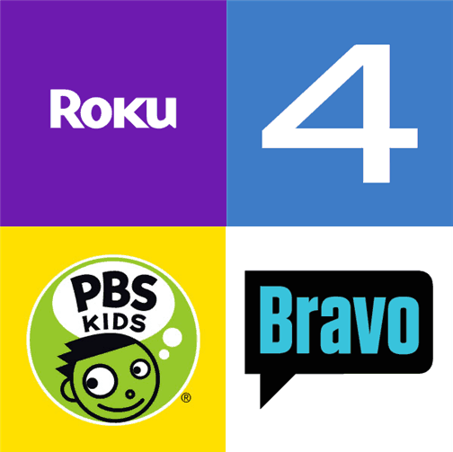 Roku, 4Shared, PBS Kids and Bravo for Windows Phone