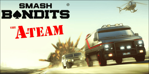 Smash Bandits Racing for Windows Phone image 1