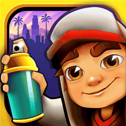 Subway Surfers Los Angeles for Windows Phone 8