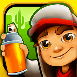 Subway Surfers Mexico for Windows Phone