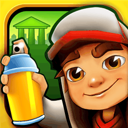 Subway Surfers Rome for Windows Phone