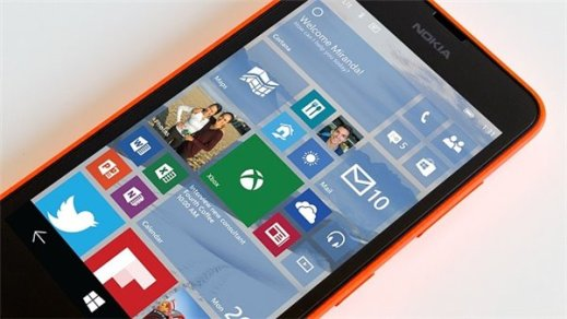 Windows 10 for Phone build 10072 image 10