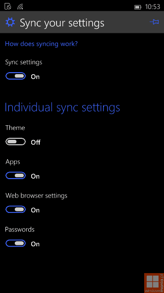 Windows 10 for Phone build 8.15.12521 image 13