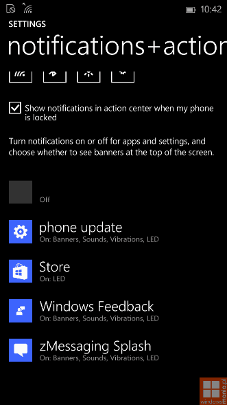 Windows 10 for Phone build 8.15.12521 image 8