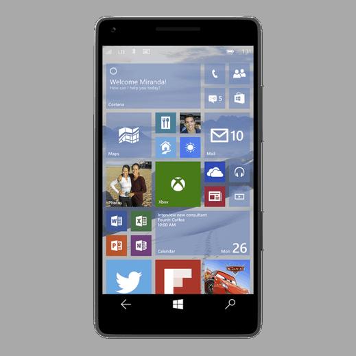 Windows 10 on Phone image 2