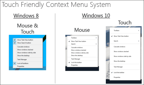 Windows 10 Touch improvements image 1