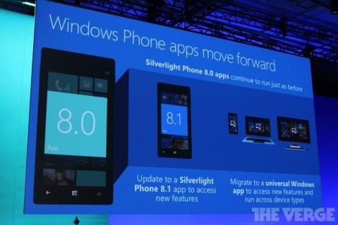 Windows Phone 8.1 apps