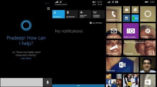 Windows Phone 8.1 First Impressions