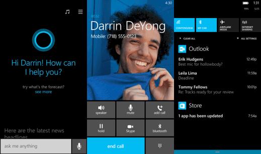 Windows Phone 8.1 is here