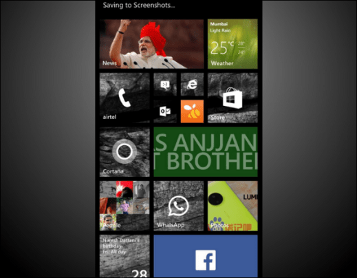 Xbox Music with Live Tile support